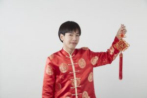 Fan de culture chinoise